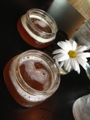 The cutest mason jars you ever did see!