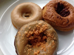 Craft beer + donuts = genius